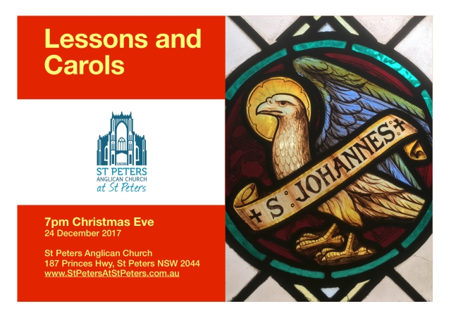 Lessons and Carols flyer 1